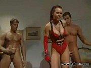 Lady In Red Is In SLUT!!!