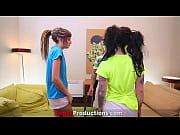 Pegas Productions Fourr&eacute_es par leur Coach de Succer