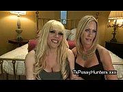 busty blonde tranny anally fucks blonde.