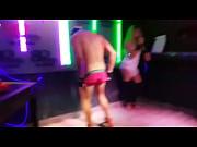 baile desnudo en disco
