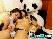 Two hot girls and a hitachi - camg8