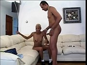 Stud fucks and creams a hot black anal slut with short hair after getting head