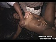 Black Teen with Braces Wild Ass Orgy!