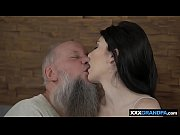 Grandpa gets to lick and fuck this super hot teen babe