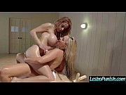 Lost In Games Horny Lesbos Play In Punishment Act video-05