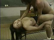 Maiko Yuki - A Schoolgirl Wearing A Black Skirt Gets Fucked On A Desk By A New Teacher
