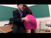 Sadie and Savannah After Class Handjob