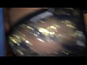 Cdznha LimaSP Dando no cine com a calcinha fio preta com fita branca e dourado na frenta da Janaina gordinha amiga de infancia 28062018
