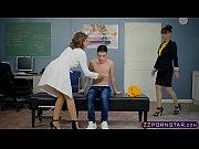 thumb Lucky Dude F ucks Both His Teacher And The Schools Nurse