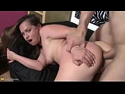 MILF gets Rough Anal and Vaginal Sex