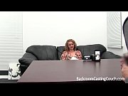 thumb Blonde Stripper  First Anal On Casting Couch Casting Couch