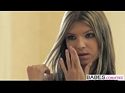 thumb Babes   Blac k Is Better   Gina Gerson And Eddy Blackone   The Hustler