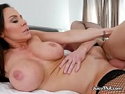 curvy chick kendra lust has her pussy beaten up