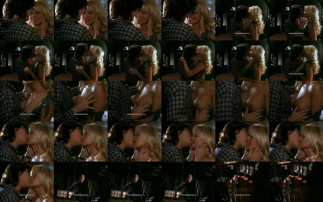 Pamela aderson sex scene