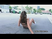 Latina girlfriend pounded in lingerie