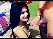 Tranny Minnie Mouse Sucks off Dia De Los Muertos