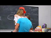 high school teen avril fucks a surfer boy.