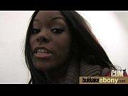 Ebony Gang bang and CUM FEEDING 13