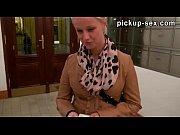 Real amateur blondie Czech slut Tonya asshole ripped for cash