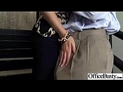 (madison scott) Hard Worker Girl With Round Big Boobs Get Banged In Office mov-28