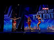 Sex Bomb Surprise! The Miss Tres Audition On Asia&#039_s Got Talent Got Talent Global