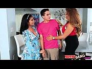 Monica Asis n Alessandra Miller threeway
