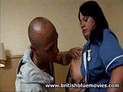 British Amateur Nurse gets Anal Sex Hardcore