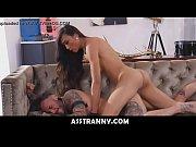 tranny fucks horny male