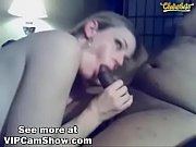 Hot Blonde Girl Sucks Big Black Cock - See more on VIPCamShow.com