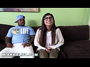 thumb Mia Khalifa   B usty Arab Beauty Tries A Big B y Tries A Big Black Dick And Likes It