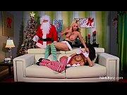 thumb Nikki Benz J essica Jaymes And Amy Anderssen Fuck Santa