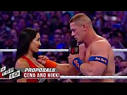 WWE Raw sex fuck Stunning in ring proposals WWE Top 10 Nov 27 2