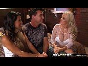 Hens night threesome two milfs (Holly Halston, Lezley Zen Brazzers