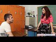 redhead sex teacher syren de mer fucking in.