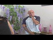 dirty German slut Victoria testing Big white American cock