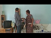 He is seduced by his GF 039 s old mother