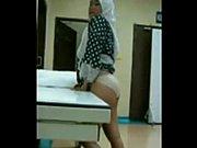 Dark Round Bottomed Indonesian Wanita