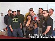 Susie'_s Gang Bang Bukkake Party for Tampa Bukkake