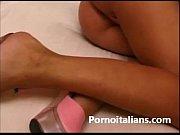 Figa Bionda scopata da stallone italiano - Blonde pussy fucked by the Italian