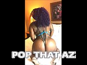 SEXFEENE SHAKES HER BOOTY TO SONG CALLED POP THAT ASS