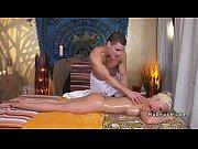 big boobs blonde fucks her masseur