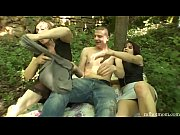 Matures with saggy tits in outdoor 3some mom   mfhotmom.com