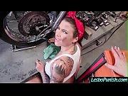 Naughty Lesbians (Anna Bell Peaks &amp_ Felicity Feline) In Punish Sex Scene Using Toys mov-03