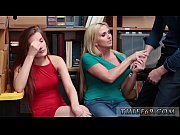 thumb Cop Strip Se arch And Police Uniform Threesome Theft   Suspect And