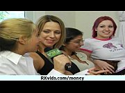 Money does talk for a nasty whore 22