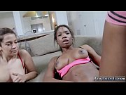 Chubby ebony orgy When Annika Eve, Mya Mays, and their torrid pal get