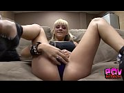 Hot Blonde Singer Briana POV Fuck