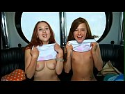 GIRLS GONE WILD Alaina Dawson and Luna Lain Share Their First Lesbian Experience Together