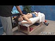 Sexy sexy babe fucks and sucks her massage therapist