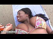CULIONEROS - Ebony Latina Karina Has Got Giant Real Titties (btc9522)